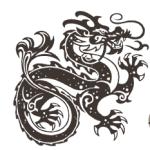 西洋占星術のドラゴンヘッド