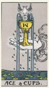 タロット ウェイト版カップ1