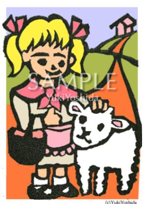 イメージで読み解くサビアンシンボルカード乙女座24度