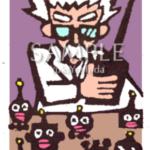 サビアンシンボル ホロスコープ4コマ漫画リーディング その9